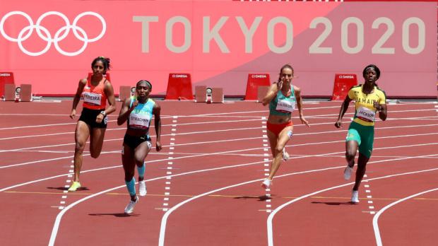 Блестяща Ивет Лалова записа личен рекорд на 200 метра и даде заявка за Олимпиадата в Париж