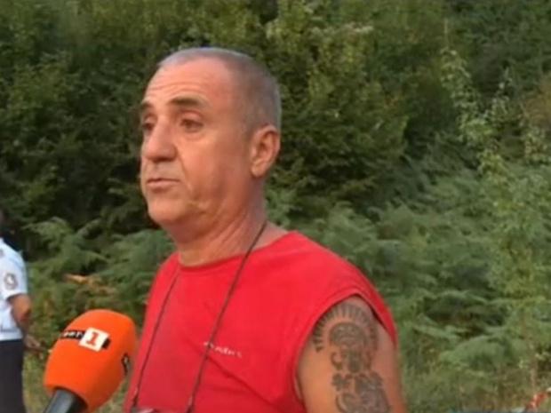 Братът на загиналия при гасене на пожар край Сандански 34-годишен