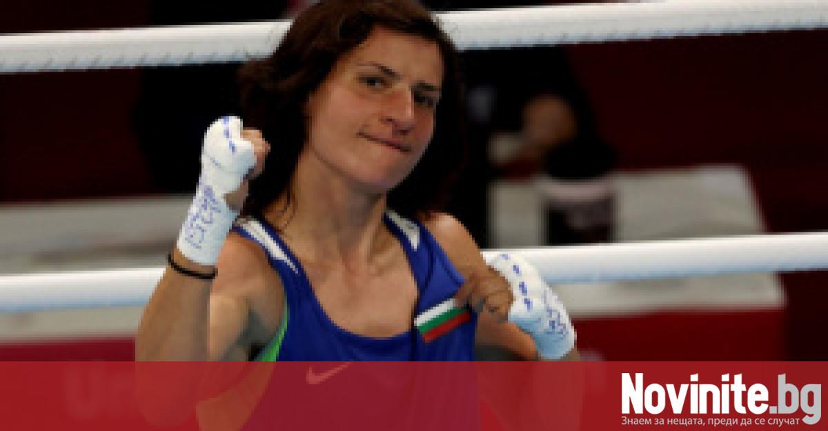 Класна Стойка Кръстева накара България да се гордее - разби туркиня и взе олимпийска титла в бокса