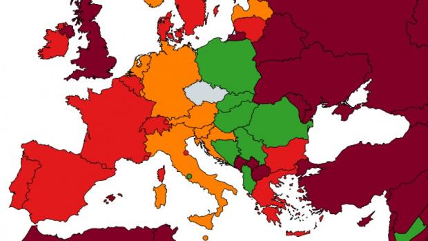 В Чехия поискаха здравните власти да премахнат България от червената ковид зона