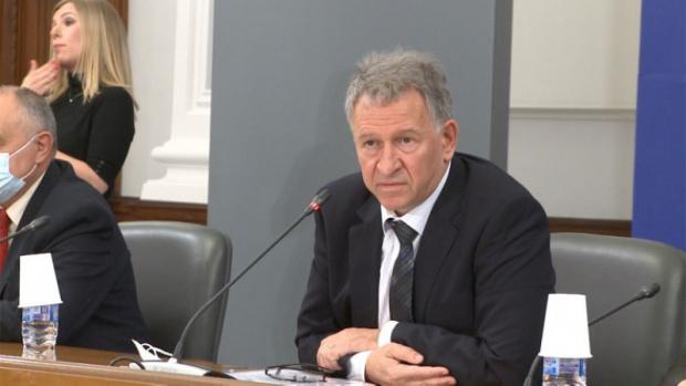 Прокуратурата пита Стойчо Кацаров: Защо не се предприемат адекватни мерки срещу К-19?