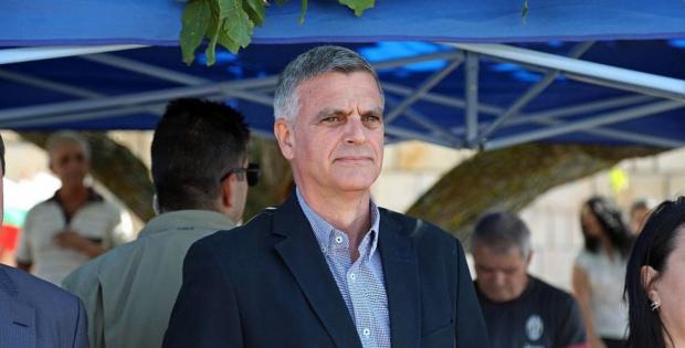 Министър-председателятСтефан Яневпосетибългаро-турската границав района на Малко Търново. Той се срещна