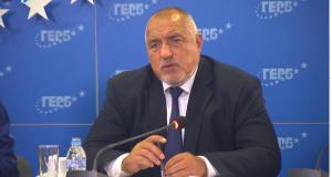 Борисов пак скочи на Радев и кабинета: Ще запознаем Брюксел с безобразията им!