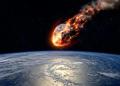 Метеорит като този, унищожил динозаврите, лети към Земята