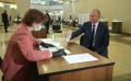 Путин гласува онлайн на изборите в Русия