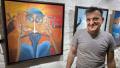 Зуека рисува по цял ден, скоро няма да си идва в България