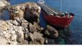 Азотна тор изтича от засеналия край Яйлата кораб