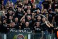 Лазер в очите на играчи от Рома донесе глоба на ЦСКА