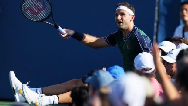 Гришо загуби 2 тайбрека от непретенциозен австралиец и се отказа от US Open