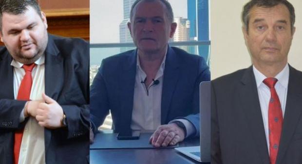 """Санкциите за Пеевски, Божков, Желязков и братя Найденови по """"Магнитски"""" влизат в Европарламента"""