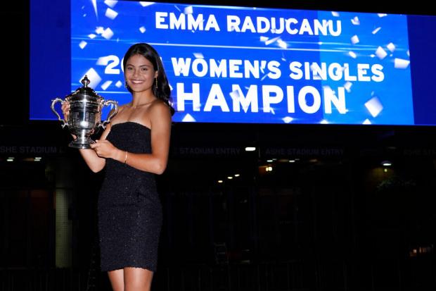 Тенис сензацията Ема Радукану става изумително богата за отрицателно време