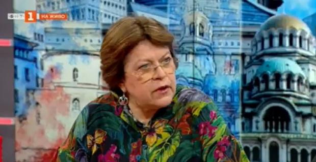 Дончева: За да има правителство, не трябва ИТН да е в парламента
