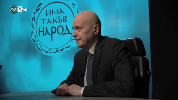 Трифонов бесен на Дончева: Зам.-председателят на НС не може да говори лъжи и обиди