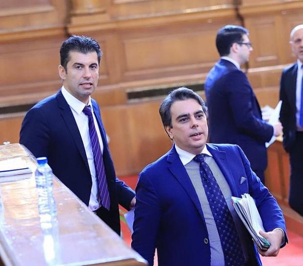 Петков и Василев официално обявиха, че влизат в политиката и ще са част от съществуваща формация (ВИДЕО)