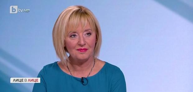 Манолова: Трябва да има едно голямо обединение на промяната преди изборите