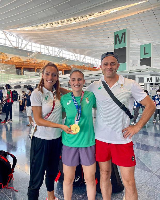 Олимпийската ни шампионка Ивет Горанова влиза в системата на МВР