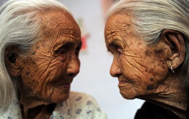 Делът на хората на възраст над 65 години в Япония