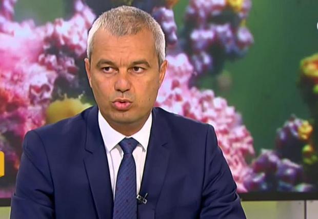 Костадин Костадинов влиза в битката за президент: Искаме България да води независима политика