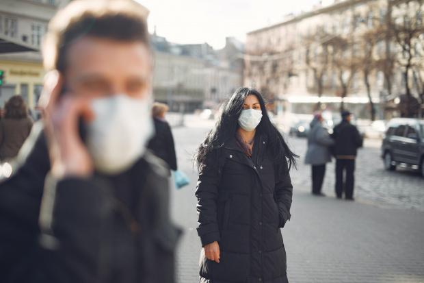Протест в Пловдив в защита на мъж, съден за отказ да постави предпазна маска