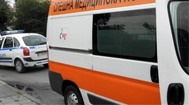 Четирима в болница след тежко ПТП в София