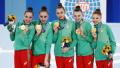 Грациите ни с рекордна оценка и златни медали в Марбея на Гран при