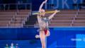 Боряна Калейн със злато във финалите с обръч и с топка на СК в Румъния