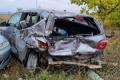 СНИМКИ Светльо Витков претърпя жестока катастрофа, предизвикана със 160 км/ч от млад тузар с джип
