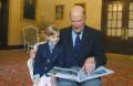 Изнанада! Внукът на Царя учи в Американския колеж