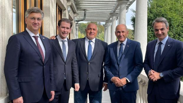 Евроинтеграцията на Западните Балкани е важен приоритет за Европа. Преди