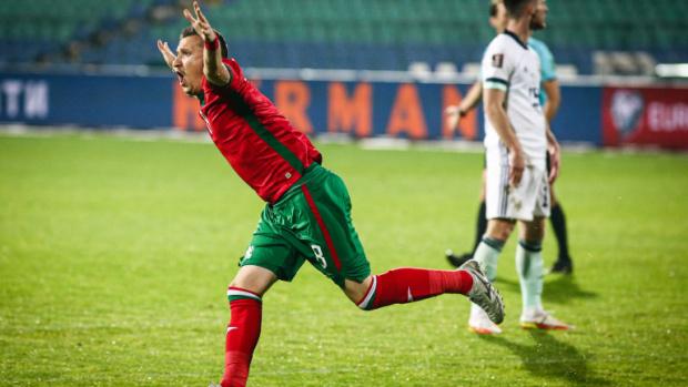 Вълшебникът Неделев избухна за победа за България срещу С. Ирландия пред погледа на Румен Радев