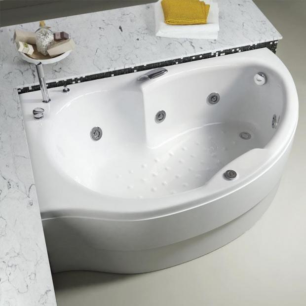 Колко внимание се обръща на цвета при ремонта на баня?