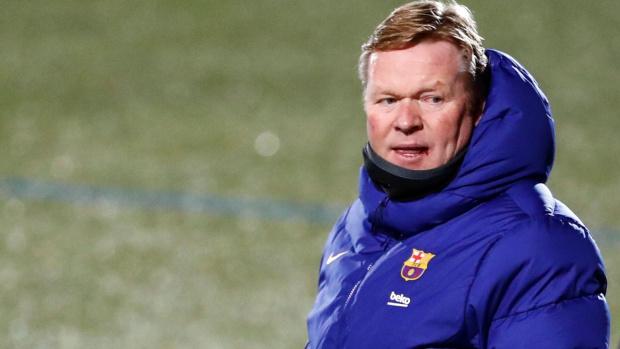 Роналд Куман вече не е старши треньор на Барселона, съобщиха