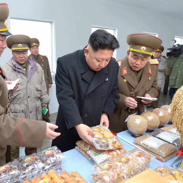 Диктаторът Ким Чен Ун отправи призив към гражданите на Северна